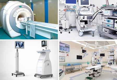 医疗设备行业