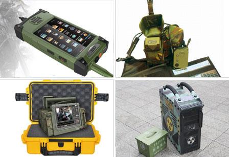 军用设备行业